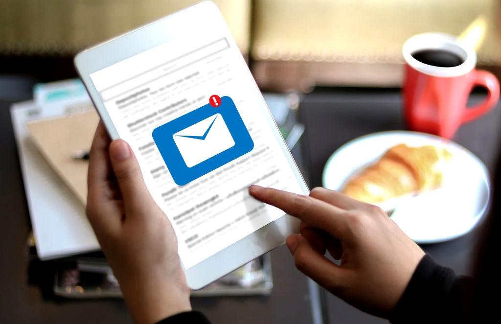 Organização de email para ter mais produtividade